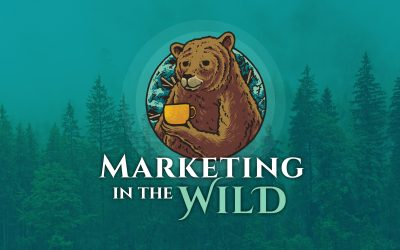 Introducing our NEW podcast: Marketing in the Wild!